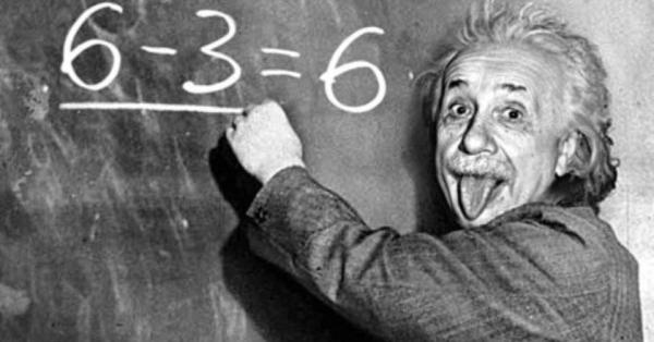 アインシュタイン 天才