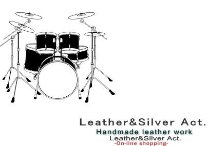 ドラムアクセサリー シルバー