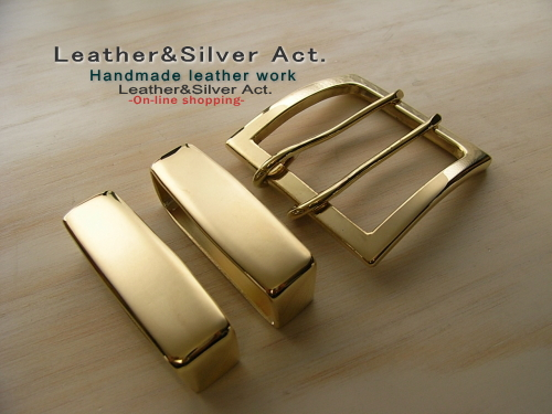 真鍮 バックル オーダーメイド 真鍮