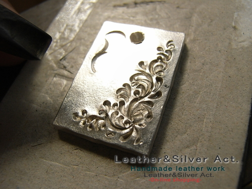 純銀ネックレス オーダーメイド  シルバー