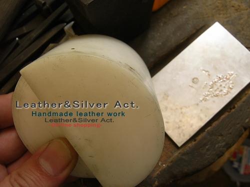 バックル オーダーメイド 純銀 工具