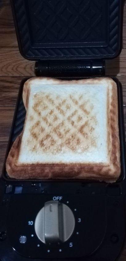 トーストパン画像