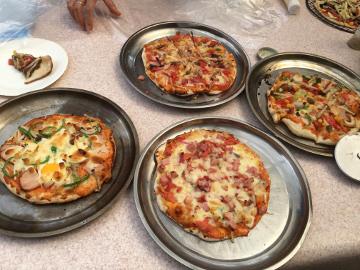 31年度春のピザ焼き交流会8