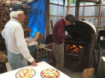 31年度春のピザ焼き交流会9