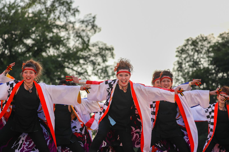(写真) 朝霞なるこ遊和会 #02/04 ~ フルスロットル ~ 第28回 YOSAKOIソーラン祭り 2019