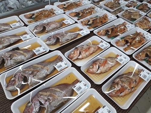 煮魚、焼き魚