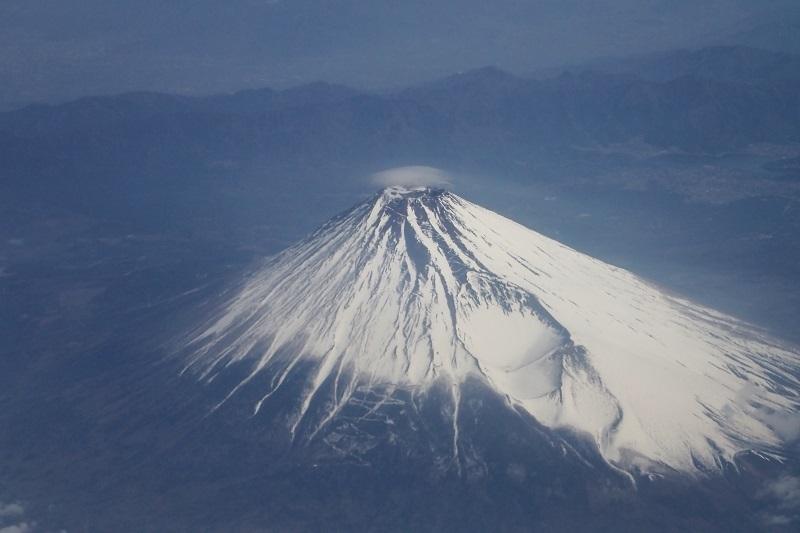 富士山上空2s