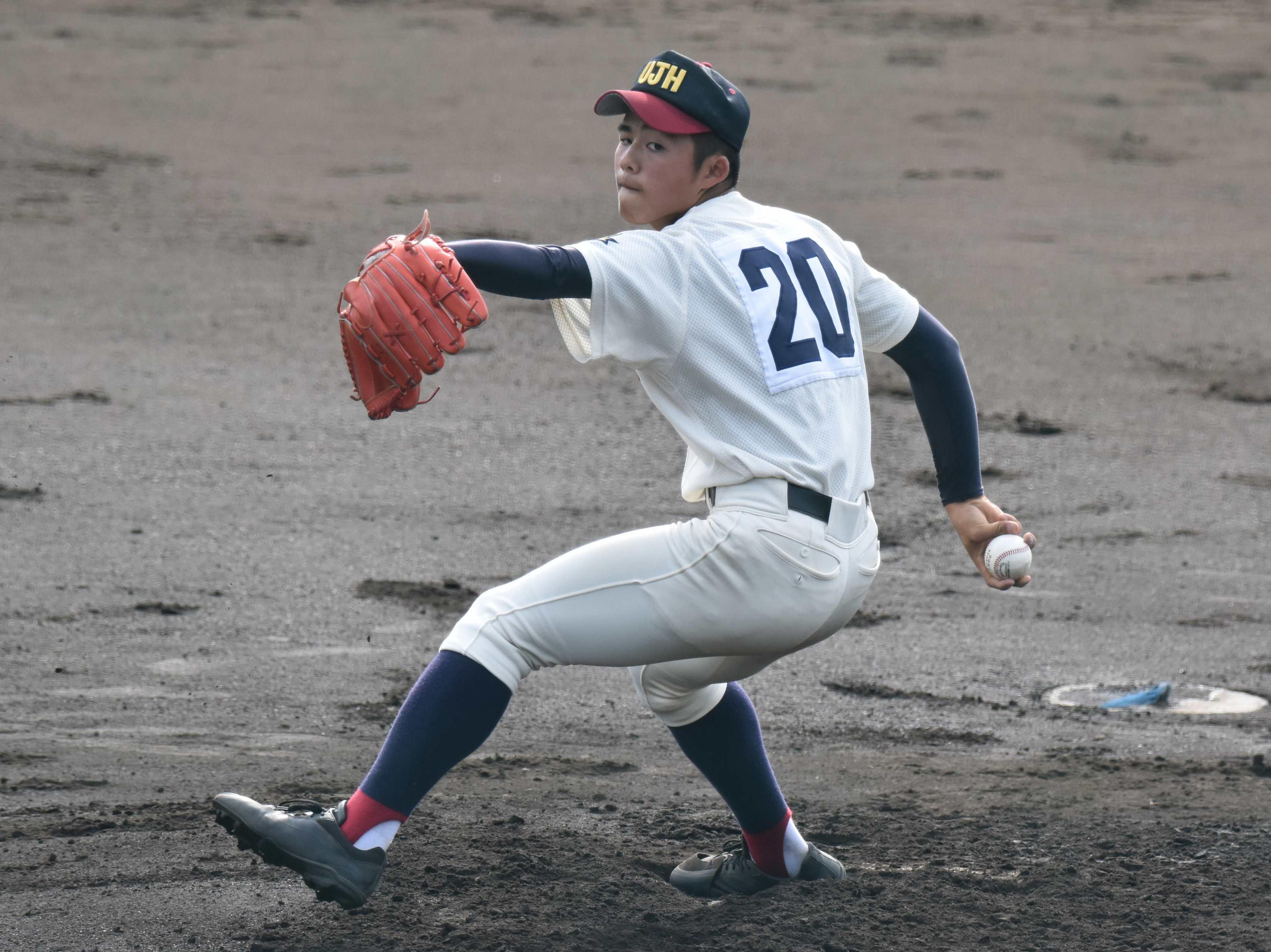 20191118浦和実業 豆田