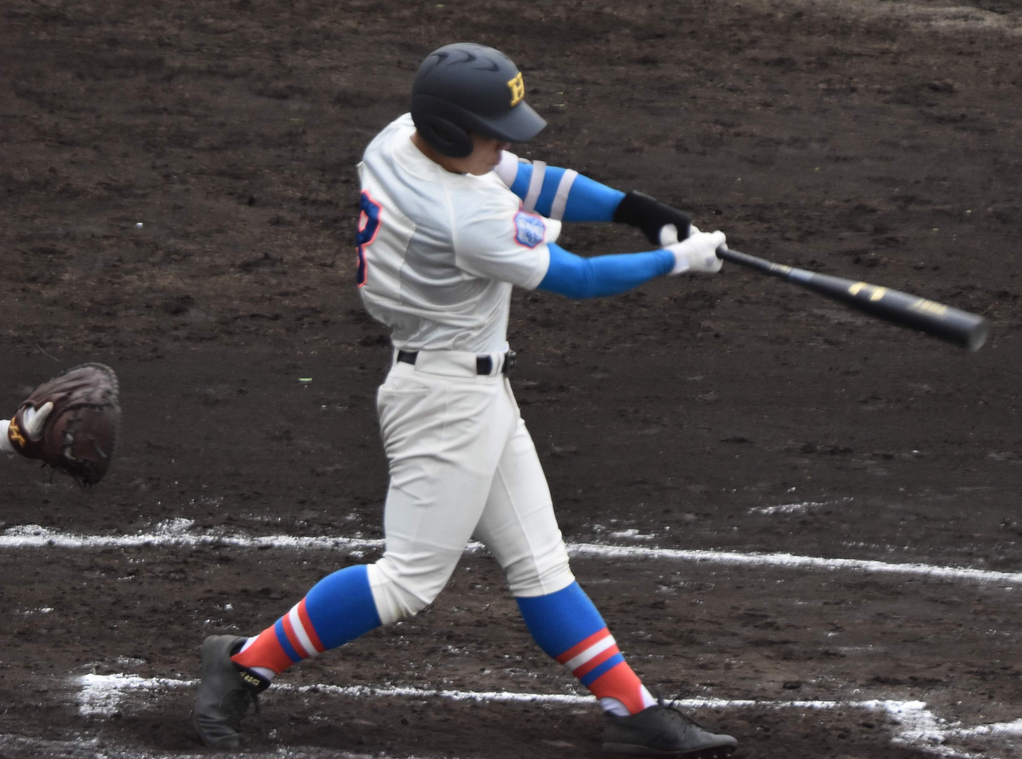 20190427花咲徳栄 橋本