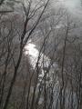 青葉山を流れる広瀬川