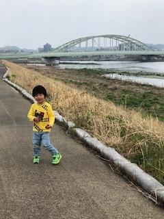 狛江お花見多摩川