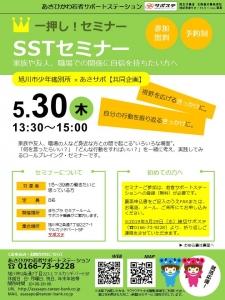 201905一押しセミナー(鑑別所SST)