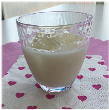 レモン甘酒