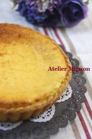 アルザスのチーズケーキ