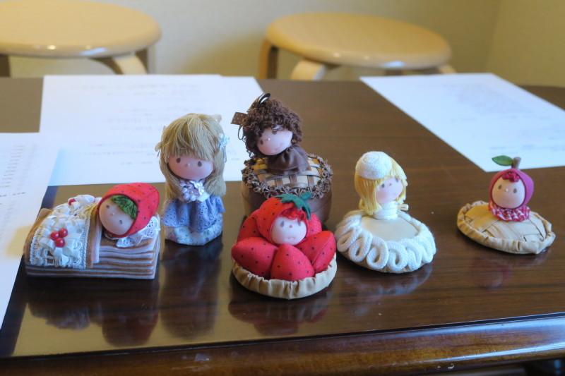 ケーキ人形 (1)