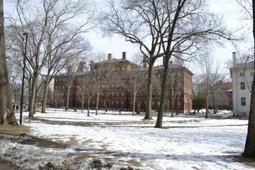冬のハーバード