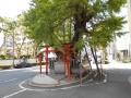 190502東梅田近くの祠