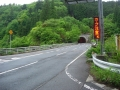190518脇道通行止めで止む無く国道本線に復帰