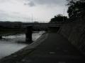 190518塩小路橋から鴨川河川敷へ
