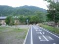 190609京都八幡木津自転車道の北の起点、嵐山