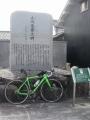 190609茶問屋ストリートを抜けて木津川に戻る