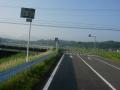 190621槙山で県道50号を左折、玉瀧方面へ