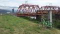 190609木津川鉄橋まで戻ってきた