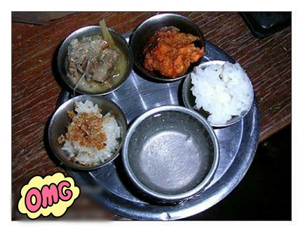 food for shrine
