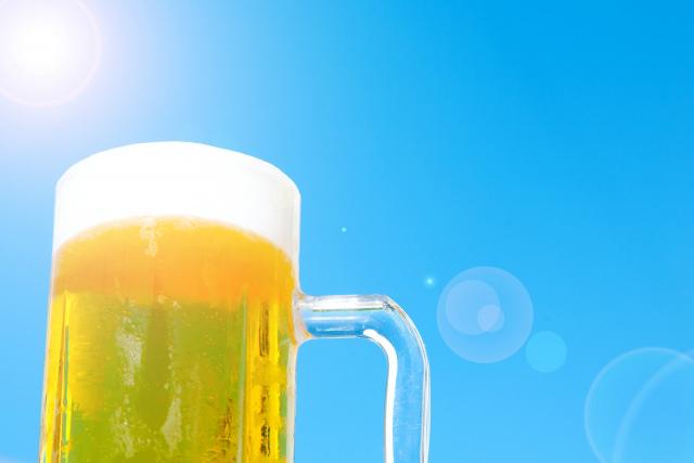 ビールうう