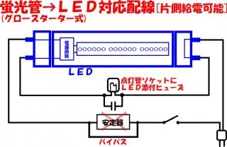 C_LIGHT2_17_回路_直管_LEDランプ対応配線TYPE1c