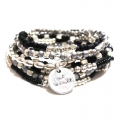 Black and Silver Coco set black silver (4)11