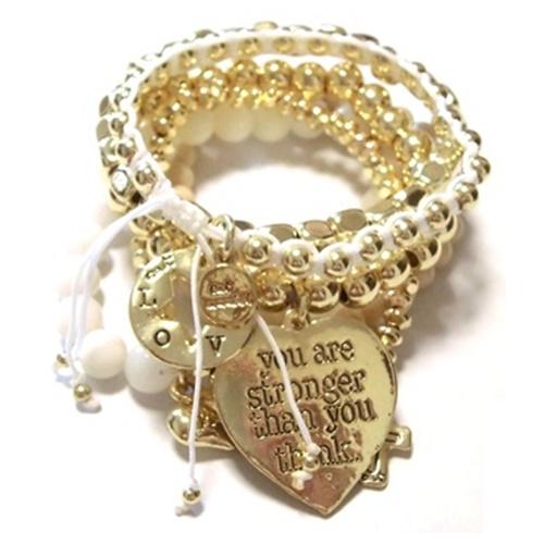 heart bracelet set (2)11111111111111