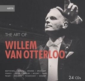 ウィレム・ヴァン・オッテルローの芸術【激安24CD-BOX】The Art of Willem Van Otterloo