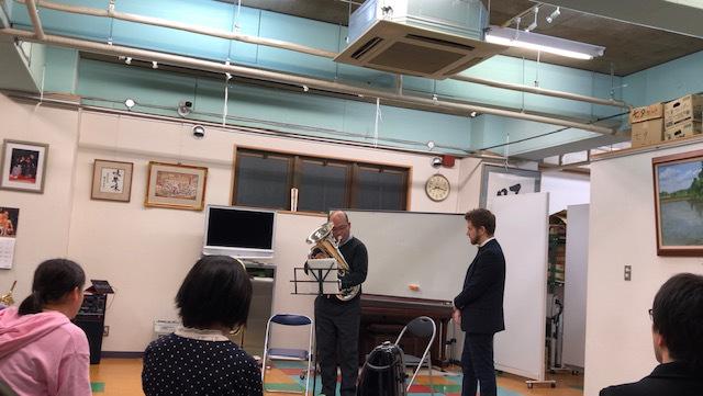 管楽器奏者のためのアレクサンダー・テクニーク講座in 大和高田!に参加