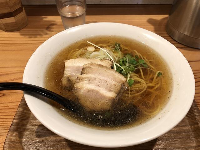 麺や佐渡友@東区三苫