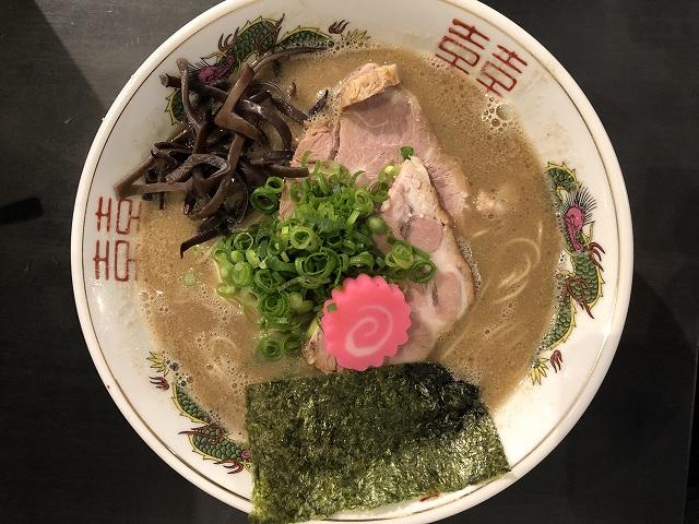 麺や兼虎@渡辺通り