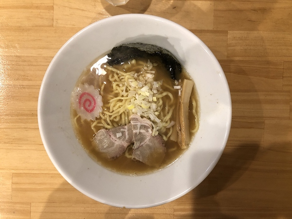 中華そばつけ麺永福@渡辺通り