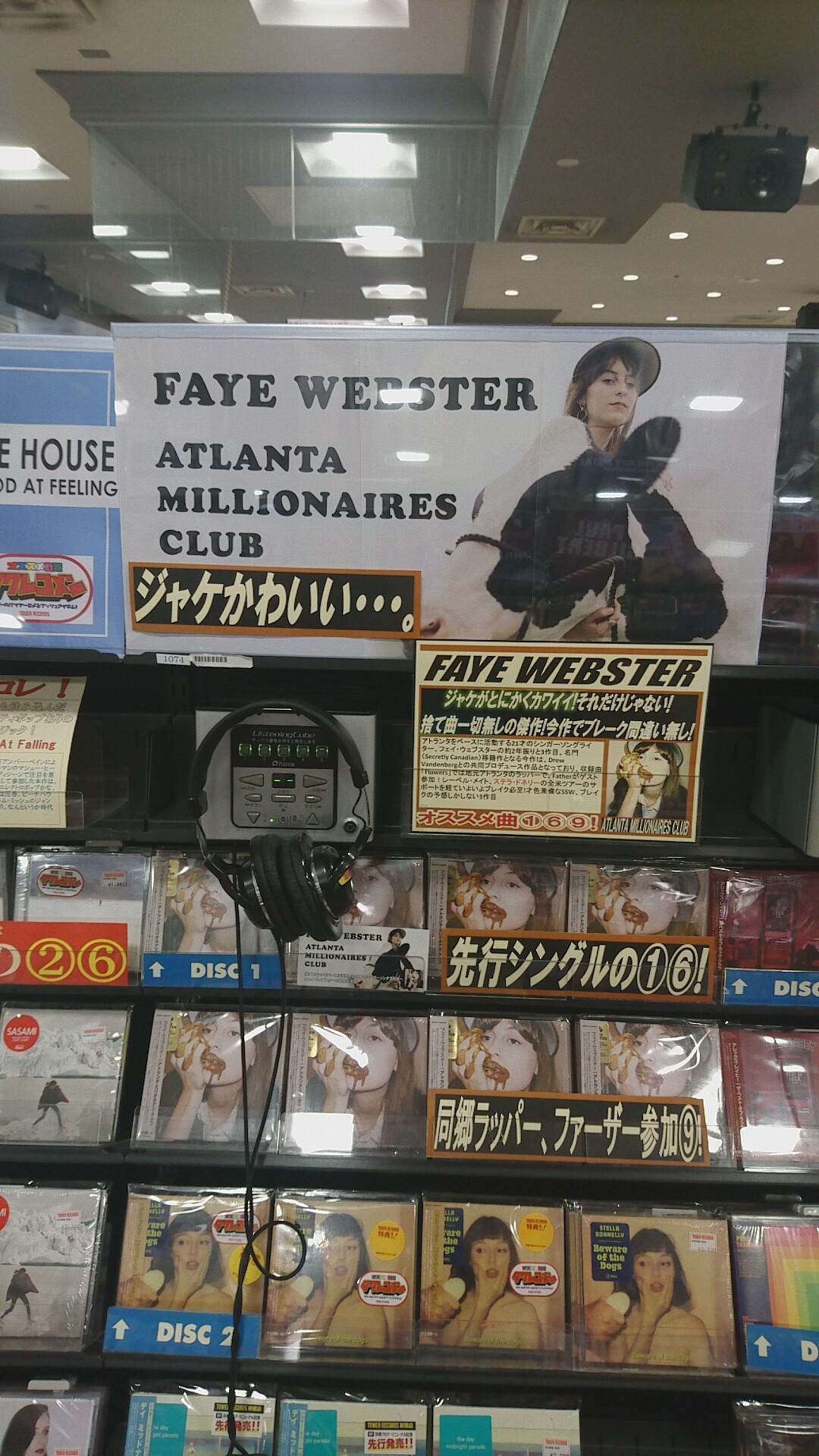 t新宿_FAYE WEBSTER