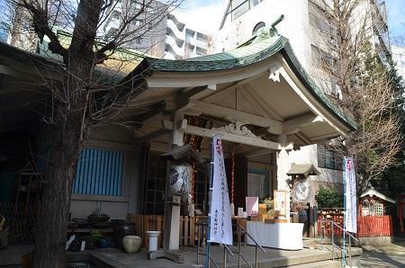 20190314銀杏岡八幡神社14