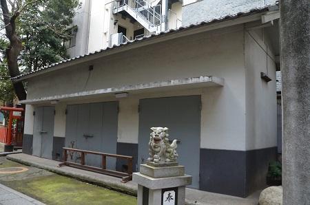20190314銀杏岡八幡神社20