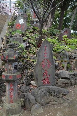 20190317駒込富士神社08