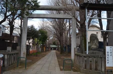 20190317駒込天祖神社02