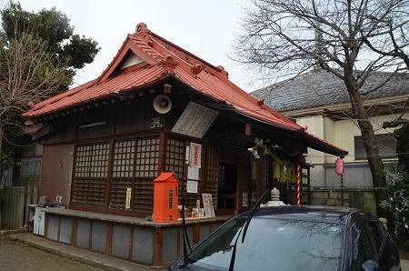 20190317染井稲荷神社12