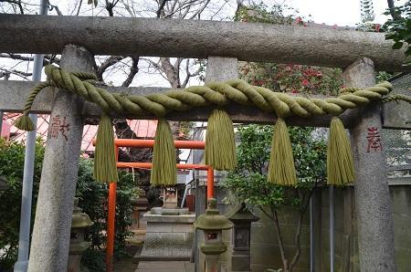 20190317染井稲荷神社16