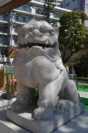 20190318蒲田八幡神社12