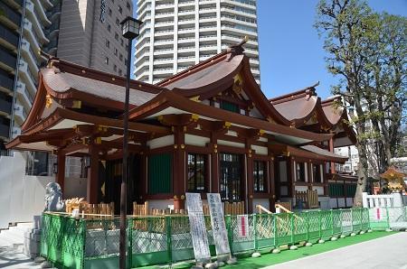20190318蒲田八幡神社10