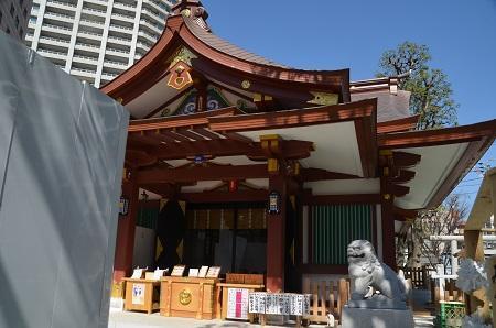 20190318蒲田八幡神社07