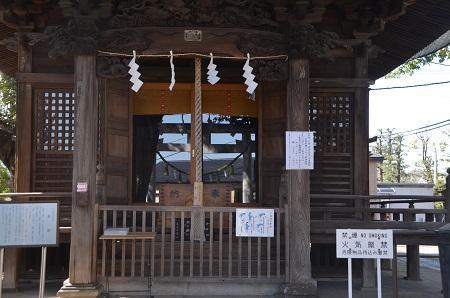 20190318久が原東部八幡神社08