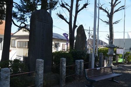 20190318久が原東部八幡神社23