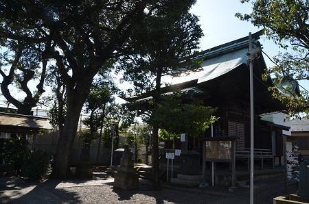 20190318久が原東部八幡神社28